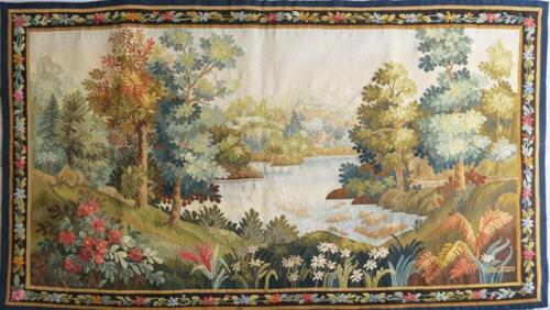 A Great Horizontal Aubusson Tapestry