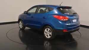 2011 Hyundai ix35 LM MY11 Active Blue 6 Speed Sports Automatic Wagon Welshpool Canning Area Preview