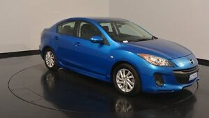 2012 Mazda 3 BL10F2 Maxx Activematic Sport Blue 5 Speed Sports Automatic Sedan Welshpool Canning Area Preview