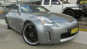 2004 Nissan 350Z Z33 Touring Grey 6 Speed Manual Coupe