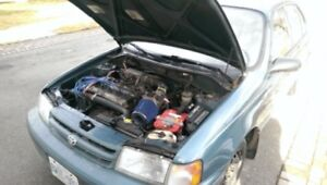 1993 Toyota Tercel 4AGE Swapped