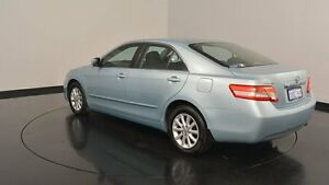 2011 Toyota Camry ACV40R MY10 Altise Blue 5 Speed Automatic Sedan Victoria Park Victoria Park Area Preview