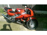 Honda CBR 400 NC29 Gul Arm