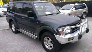 2000 Mitsubishi Pajero Wagon (Finance Available) New Town Hobart City Preview