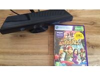 Xbox 360 Kinnect and Game