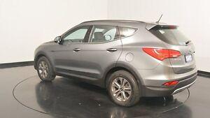 2015 Hyundai Santa Fe DM2 MY15 Active Titanium Silver 6 Speed Sports Automatic Wagon Victoria Park Victoria Park Area Preview