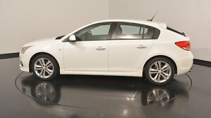 2014 Holden Cruze JH Series II MY14 SRi-V White 6 Speed Sports Automatic Hatchback Welshpool Canning Area Preview