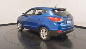 2012 Hyundai ix35 LM MY12 Active Blue Ocean 6 Speed Sports Automatic Wagon