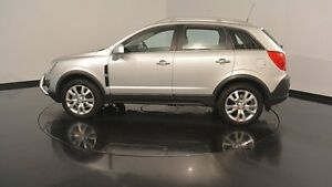 2014 Holden Captiva CG MY14 5 LTZ Silver 6 Speed Sports Automatic Wagon Welshpool Canning Area Preview
