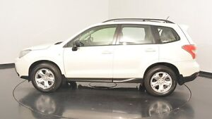2014 Subaru Forester S4 MY14 2.5i Lineartronic AWD Satin White Pearl 6 Speed Constant Variable Wagon Victoria Park Victoria Park Area Preview