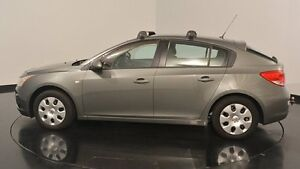 2011 Holden Cruze JH Series II MY12 CD Grey 5 Speed Manual Hatchback Victoria Park Victoria Park Area Preview