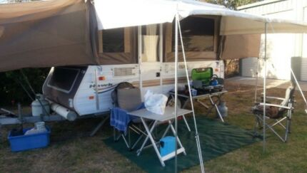 Jayco Hawk Camper Portland Glenelg Area Preview