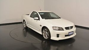 2009 Holden Ute VE MY09.5 SS White 6 Speed Manual Utility Welshpool Canning Area Preview