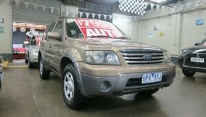 2006 Ford Escape ZC XLS Brown 4 Speed Automatic Wagon