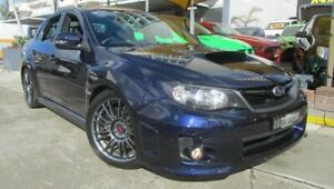 2013 Subaru WRX MY13 STI Spec R (AWD) Blue 6 Speed Manual Sedan Homebush Strathfield Area Preview