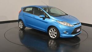 2010 Ford Fiesta WT Zetec Blue 5 Speed Manual Hatchback Welshpool Canning Area Preview
