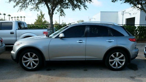 Infiniti FX45 AWD 2004 in good condition