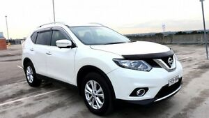 2014 Nissan X-Trail T32 ST-L X-tronic 2WD White 7 Speed Constant Variable Wagon Haymarket Inner Sydney Preview