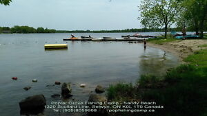 Free boat/motor with Cottage Carbin rental