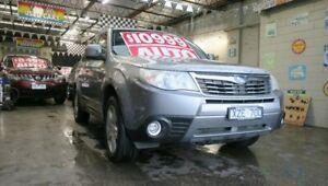 2010 Subaru Forester MY10 XS Premium Grey 4 Speed Auto Elec Sportshift Wagon
