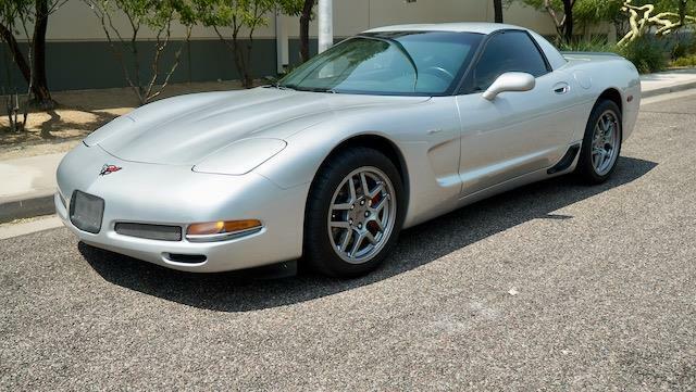 2001 -- Chevrolet Corvette Z06  | C5 Corvette Photo 1