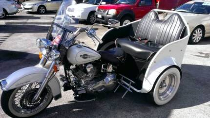 HARLEY DAVIDSON TOURS/HIRE/FUNERALS BUSINESS FOR SALE