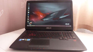 **ASUS ROG 980M i7 24GB of RAM **
