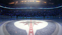 Winnipeg Jets Ticket - 10 game pack - Two seats in P5!