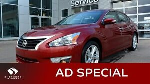 2015 Nissan Altima 2.5 SL LEATHER ROOF Special - Was $25995 $149