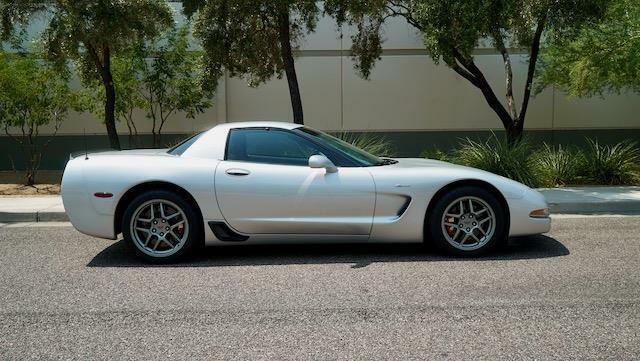 2001 -- Chevrolet Corvette Z06  | C5 Corvette Photo 5