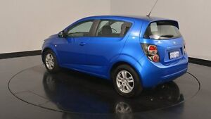 2013 Holden Barina TM MY13 CD Blue 6 Speed Automatic Hatchback Welshpool Canning Area Preview