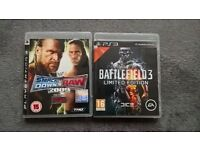 2 ps3 games. £2 each