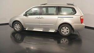 2011 Kia Grand Carnival VQ MY11 SI Silver 6 Speed Sports Automatic Wagon Victoria Park Victoria Park Area Preview