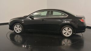 2008 Mazda 6 GH1051 Classic Black 5 Speed Sports Automatic Sedan Welshpool Canning Area Preview