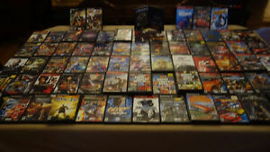 400 Jeux de PS2 PS3 Gamecube Wii Xbox DS Games