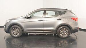 2013 Hyundai Santa Fe DM MY13 Active Silver 6 Speed Sports Automatic Wagon Victoria Park Victoria Park Area Preview