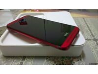 HTC ONE M8 in RED