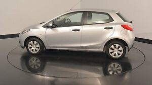 2008 Mazda 2 DE10Y1 Neo Silver & Chrome 4 Speed Automatic Hatchback Welshpool Canning Area Preview