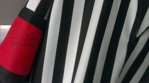 Signed Referee Jersey - Gordie Howe