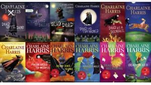 True Blood book series by Charlaine Harris