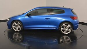 2011 Volkswagen Scirocco 1S MY12 R Coupe DSG Blue 6 Speed Sports Automatic Dual Clutch Hatchback Victoria Park Victoria Park Area Preview