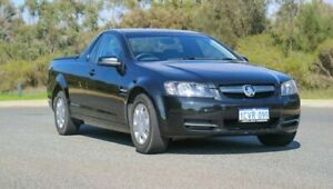 2008 Holden Ute VE Omega Black 6 Speed Manual Utility Cannington Canning Area Preview