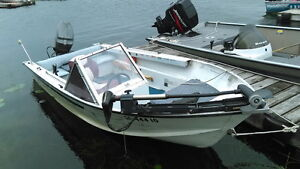 Boat/Motor rental Cottage for rent Bass Walleye Crappie Fishing
