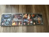£2 each ps3 games