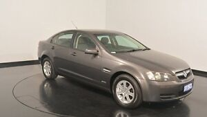 2010 Holden Commodore VE MY10 Omega Grey 6 Speed Sports Automatic Sedan Victoria Park Victoria Park Area Preview