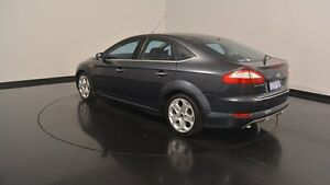 2009 Ford Mondeo MB Titanium Grey 6 Speed Sports Automatic Hatchback Victoria Park Victoria Park Area Preview
