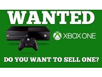 WANTED - XBOX ONE