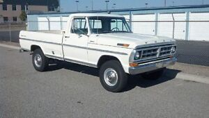 1971 Ford Truck **** WANTED ****