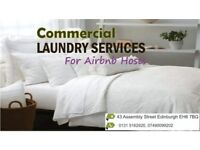 Commercial laundry services for Air B&B and Guest house