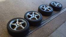 """Mazda MX-5 MX5 16"""" wheels with Toyo Proxes tyres Stretton Brisbane South West Preview"""